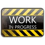 Projets, parutions et avancement